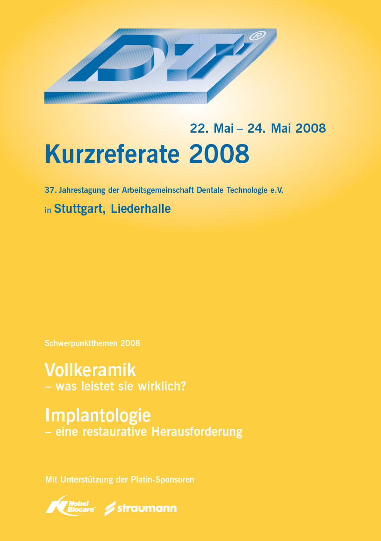 Kurzreferate-2008