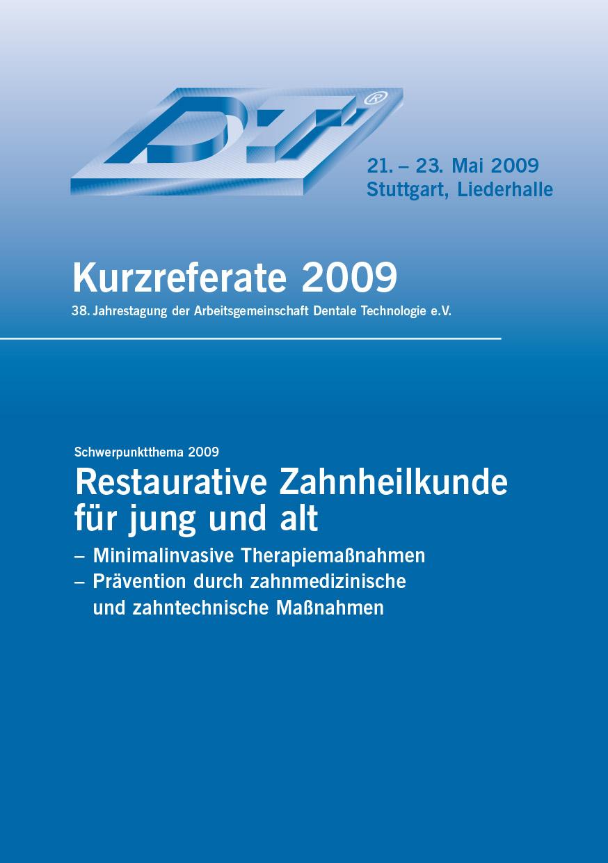 Kurzreferate-2009-1